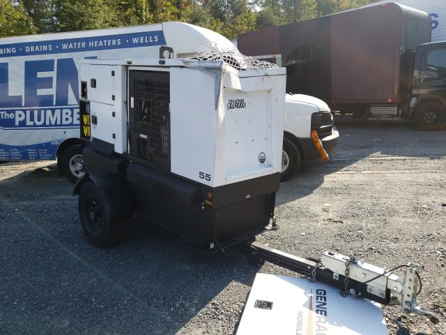 Generac salvage cars for sale: 2019 Generac Generator