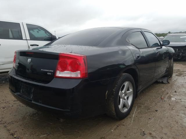 2009 DODGE CHARGER SX - Right Rear View