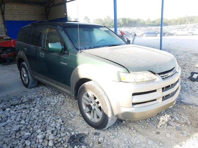 Salvage cars for sale from Copart Cartersville, GA: 2002 Isuzu Axiom XS