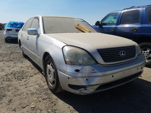 Lexus salvage cars for sale: 2002 Lexus LS 430