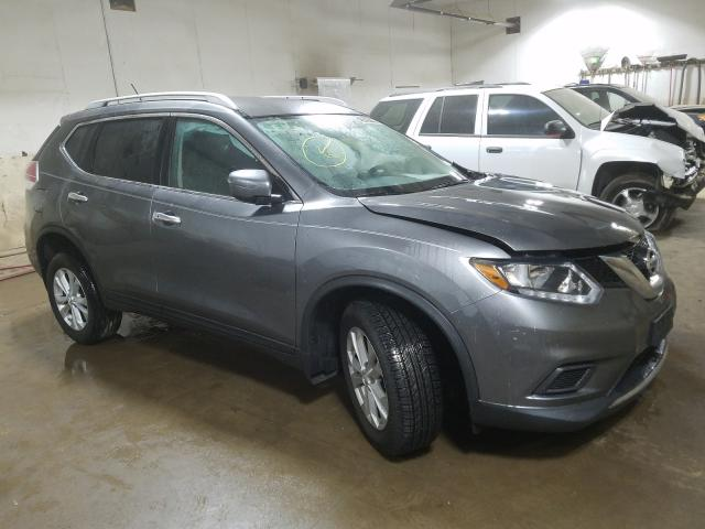 Nissan Rogue S salvage cars for sale: 2016 Nissan Rogue S