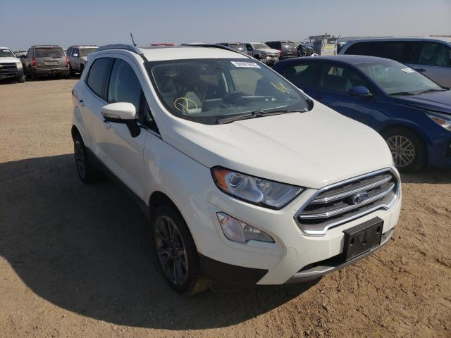 2020 Ford Ecosport T for sale in Amarillo, TX