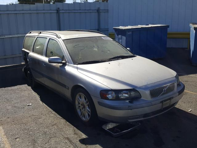 Salvage cars for sale from Copart Vallejo, CA: 2005 Volvo S70