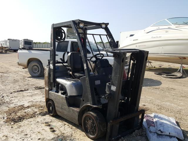 Nissan Forklift salvage cars for sale: 2005 Nissan Forklift