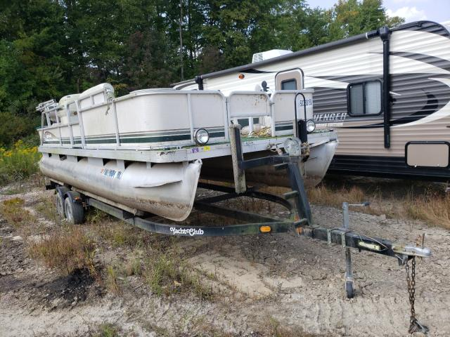 Godfrey salvage cars for sale: 2002 Godfrey Pontoon