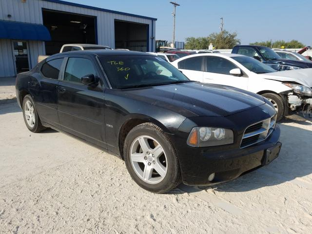 Salvage cars for sale from Copart Abilene, TX: 2010 Dodge Charger R