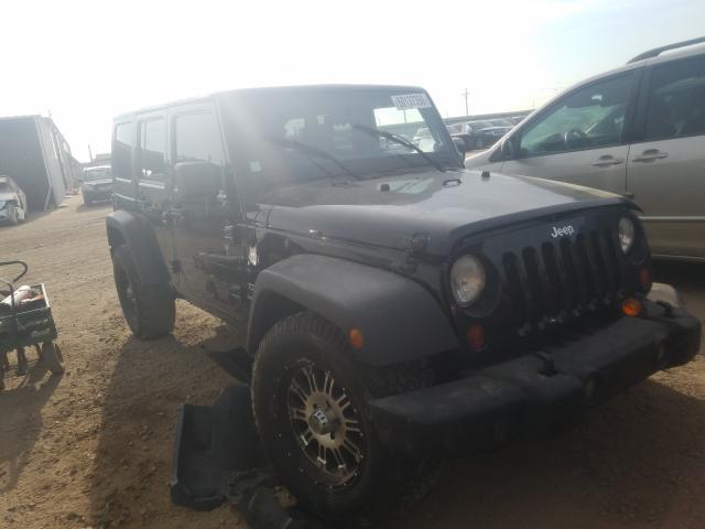 Vehiculos salvage en venta de Copart Brighton, CO: 2010 Jeep Wrangler U