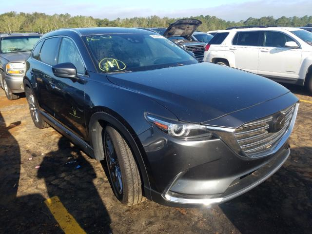Mazda salvage cars for sale: 2017 Mazda CX-9 Signa