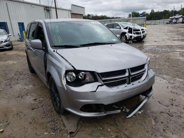 Salvage cars for sale from Copart Montgomery, AL: 2019 Dodge Grand Caravan