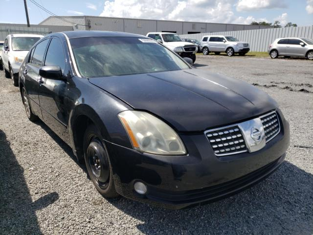 Nissan salvage cars for sale: 2006 Nissan Maxima SE