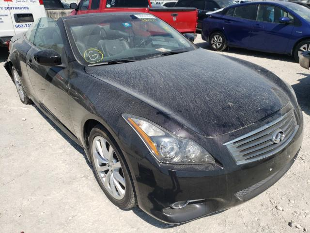Infiniti G37 Sport salvage cars for sale: 2013 Infiniti G37 Sport