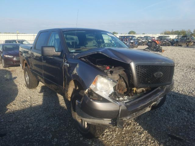 Ford Vehiculos salvage en venta: 2004 Ford F150 Super