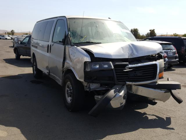 GMC Savana G35 salvage cars for sale: 2013 GMC Savana G35