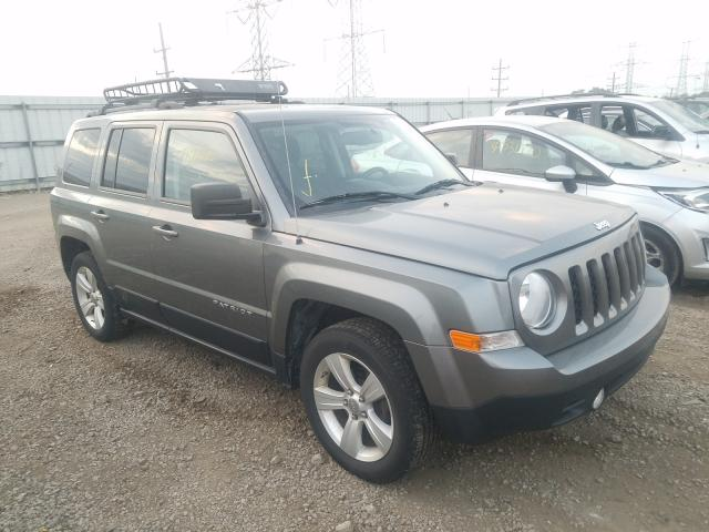 Salvage cars for sale from Copart Elgin, IL: 2012 Jeep Patriot LA