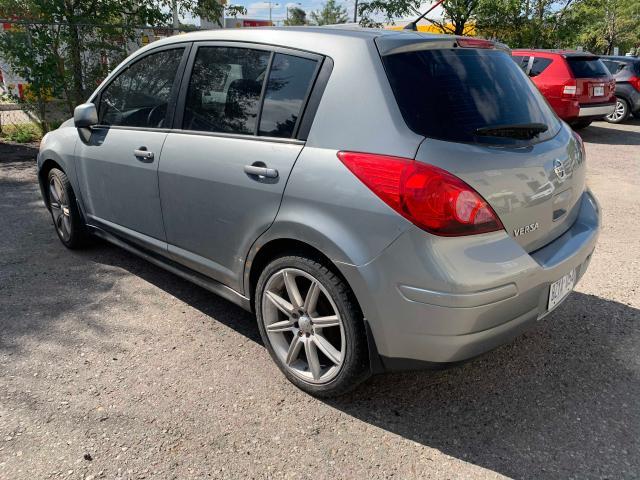 2008 Nissan VERSA   Vin: 3N1BC13E88L359790