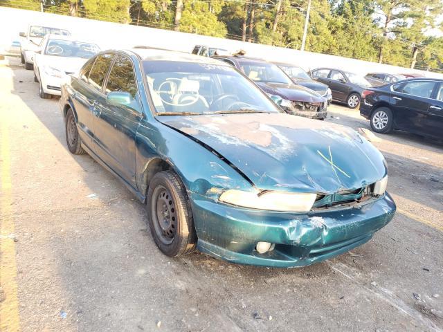 Vehiculos salvage en venta de Copart Eight Mile, AL: 1999 Mitsubishi Galant LS
