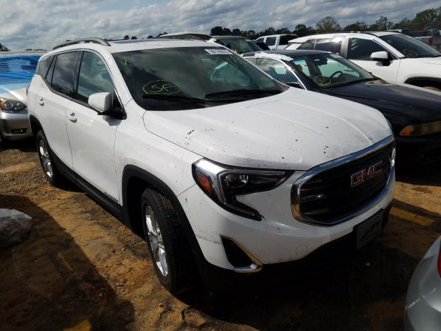 Salvage cars for sale from Copart Eight Mile, AL: 2018 GMC Terrain SL