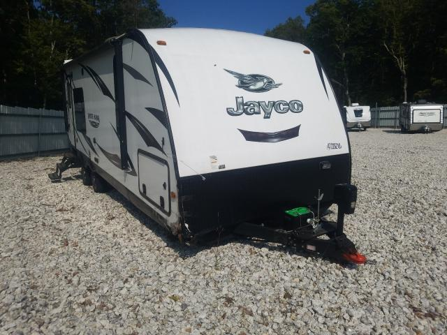 Jayco White Hawk salvage cars for sale: 2016 Jayco White Hawk