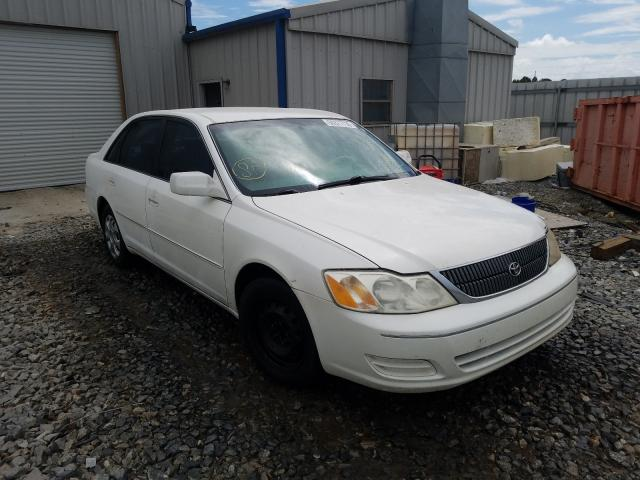 Salvage cars for sale from Copart Tifton, GA: 2000 Toyota Avalon XL