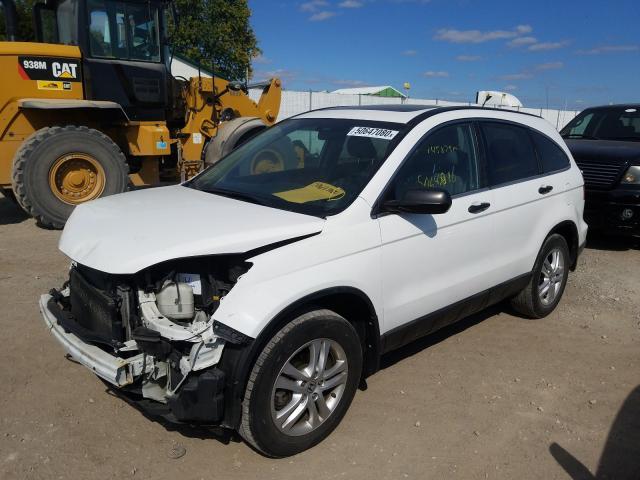 2010 HONDA CR-V EX 3CZRE4H56AG702590