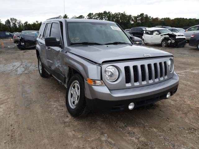 2017 Jeep Patriot Sp 2.0L