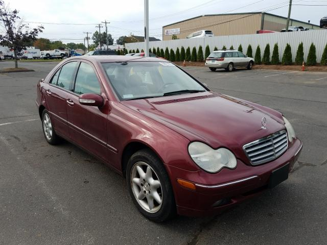 2002 Mercedes-Benz C 240 for sale in New Britain, CT