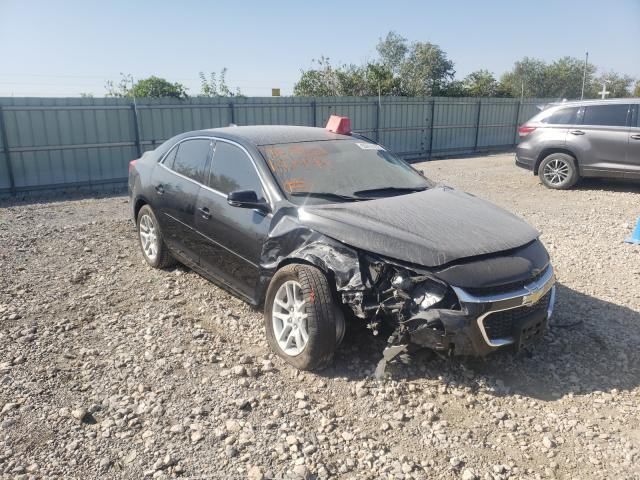 Salvage cars for sale from Copart Kansas City, KS: 2014 Chevrolet Malibu 1LT