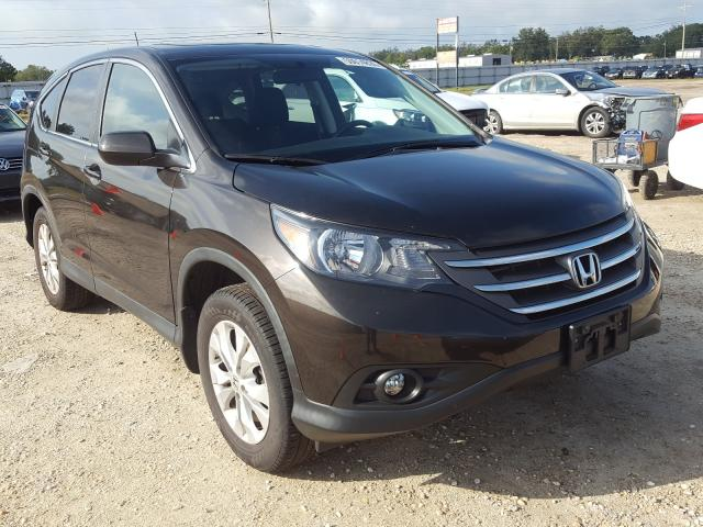 Salvage cars for sale from Copart Newton, AL: 2013 Honda CR-V EX