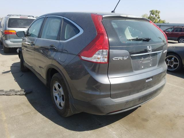 купить 2014 Honda Cr-V Lx 2.4L 2HKRM4H32EH615709