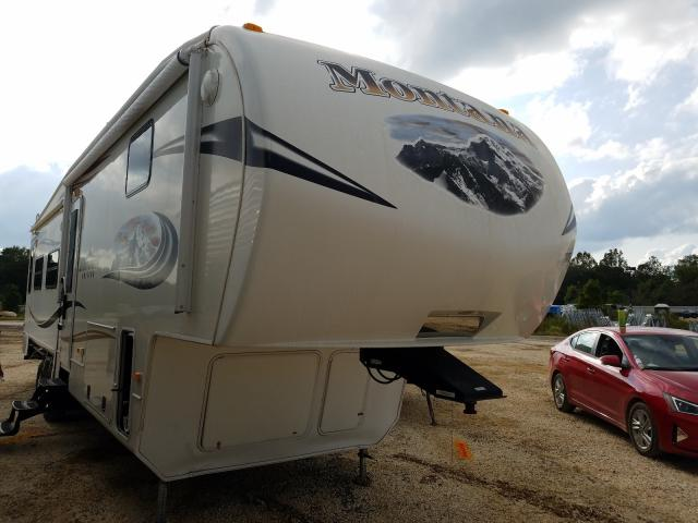 Keystone Trailer salvage cars for sale: 2011 Keystone Trailer
