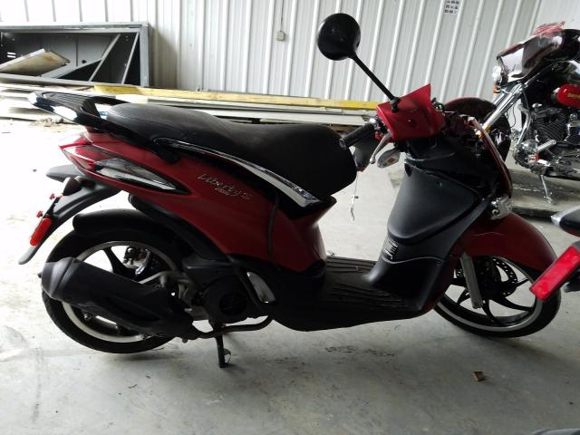 Piaggio salvage cars for sale: 2019 Piaggio Motorcycle