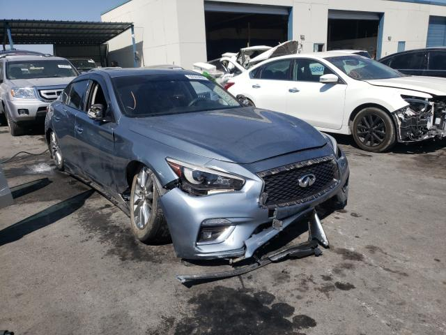 2018 Infiniti Q50 Luxe for sale in Anthony, TX