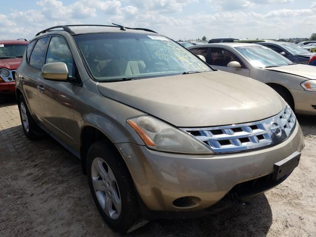 2005 NISSAN MURANO SL - Other View