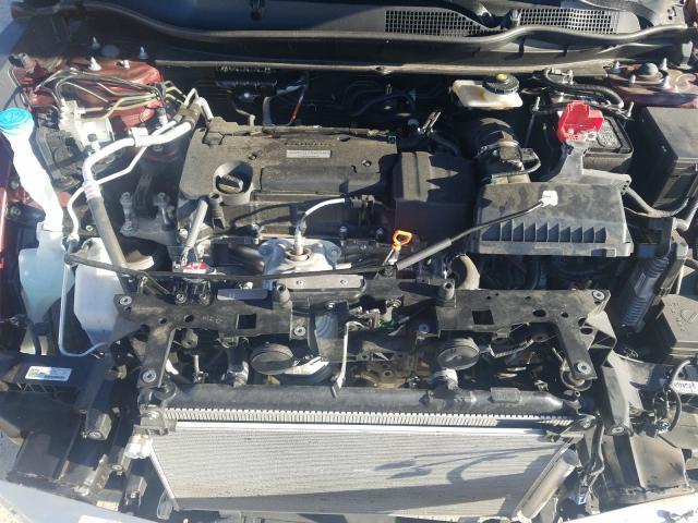 2018 HONDA CR-V LX 5J6RW5H33JL001204