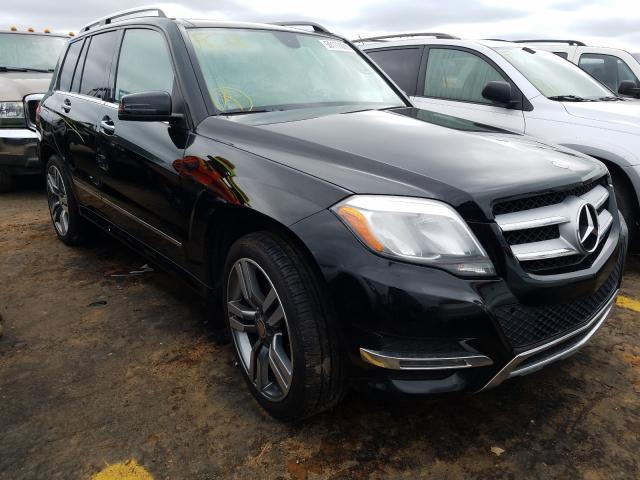 Mercedes-Benz salvage cars for sale: 2014 Mercedes-Benz GLK 350