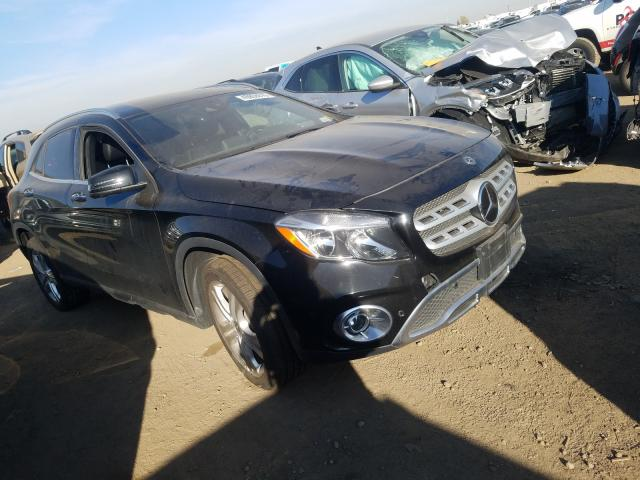 Vehiculos salvage en venta de Copart Brighton, CO: 2018 Mercedes-Benz GLA 250 4M