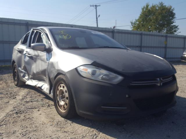 Dodge Dart salvage cars for sale: 2015 Dodge Dart