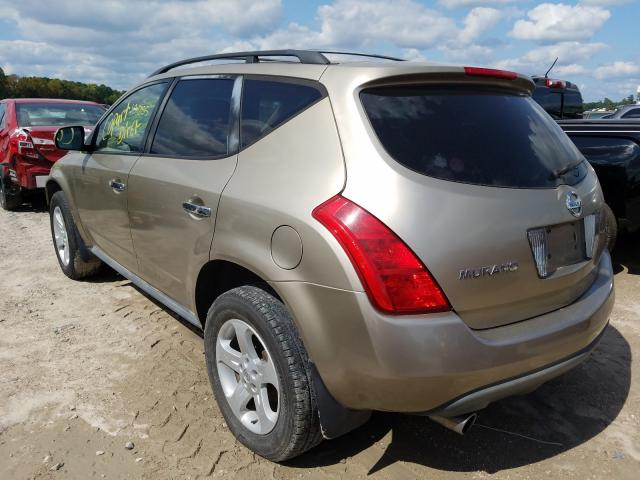 2005 NISSAN MURANO SL - Right Front View