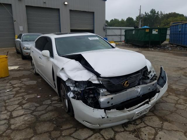 Salvage cars for sale from Copart Memphis, TN: 2007 Lexus LS 460L