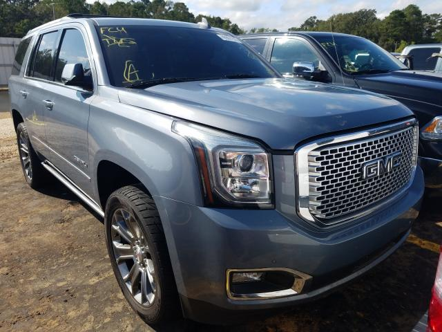 Salvage cars for sale from Copart Eight Mile, AL: 2015 GMC Yukon Dena