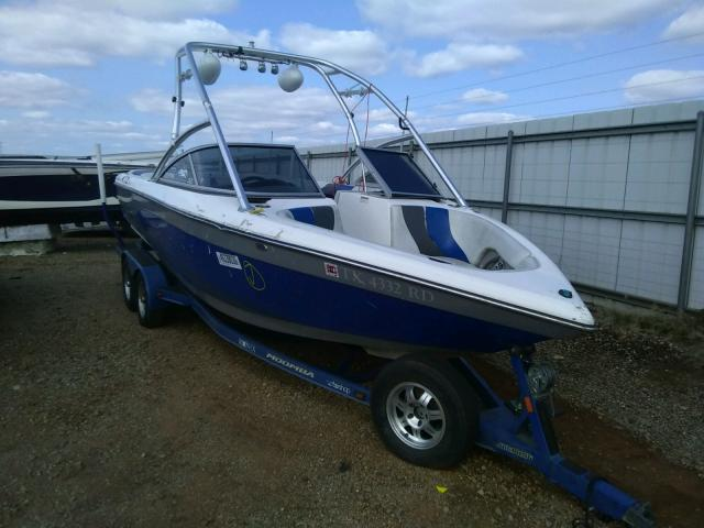 Salvage 2005 Other MOOMBA MOB for sale