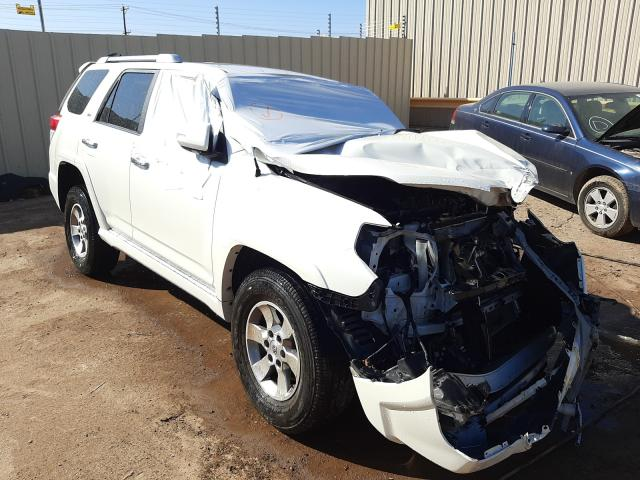 Salvage cars for sale from Copart Phoenix, AZ: 2012 Toyota 4runner SR