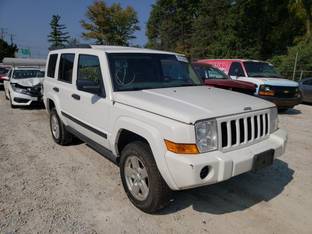 Salvage 2006 JEEP COMMANDER - Small image. Lot 50733340