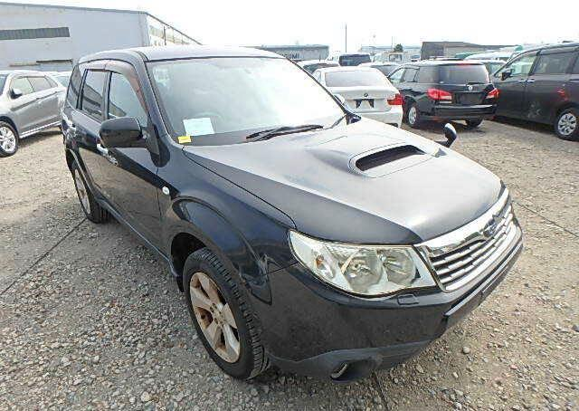 Subaru Forester salvage cars for sale: 2008 Subaru Forester