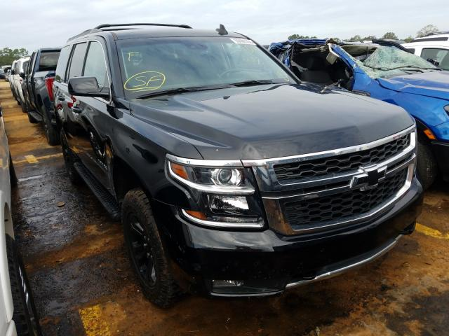 Salvage cars for sale from Copart Eight Mile, AL: 2019 Chevrolet Tahoe K150
