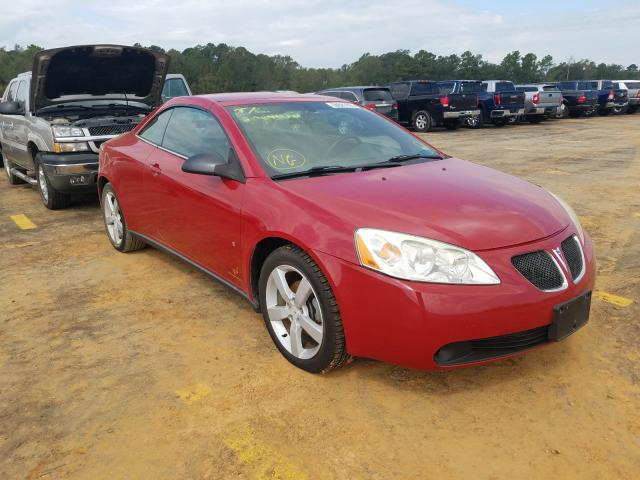 2007 Pontiac G6 Gt Eight Mile Al 3 5l 50901420 A Better Bid