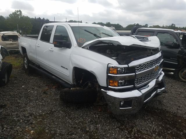 Salvage cars for sale from Copart Lufkin, TX: 2019 Chevrolet Silverado