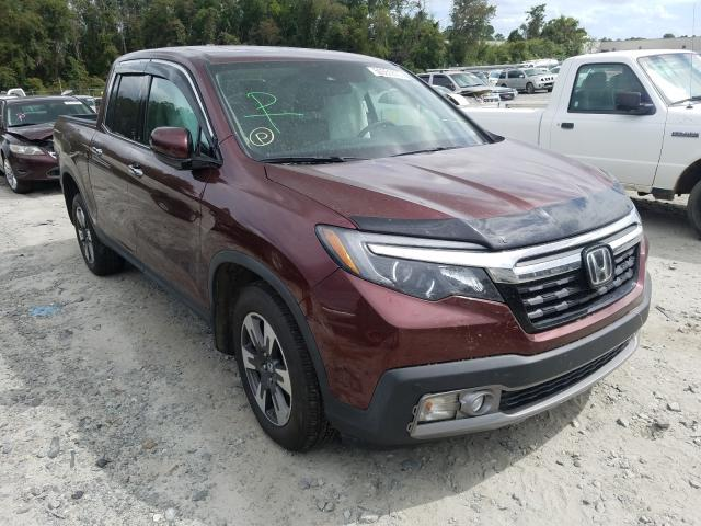 Honda salvage cars for sale: 2017 Honda Ridgeline