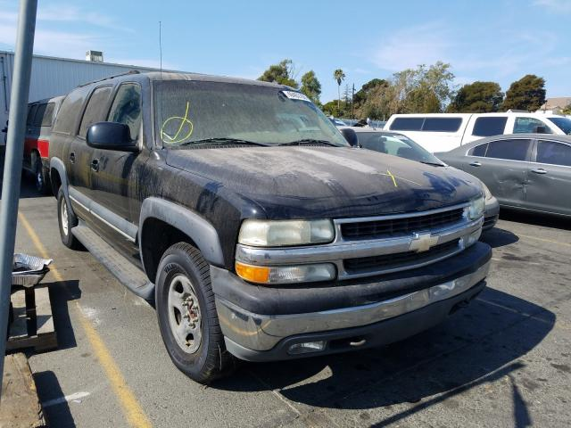 Chevrolet Suburban salvage cars for sale: 2003 Chevrolet Suburban