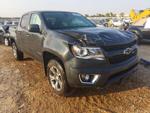 Salvage cars for sale from Copart Bridgeton, MO: 2018 Chevrolet Colorado Z